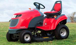 Cox Ride-On Lawnmower Darwin