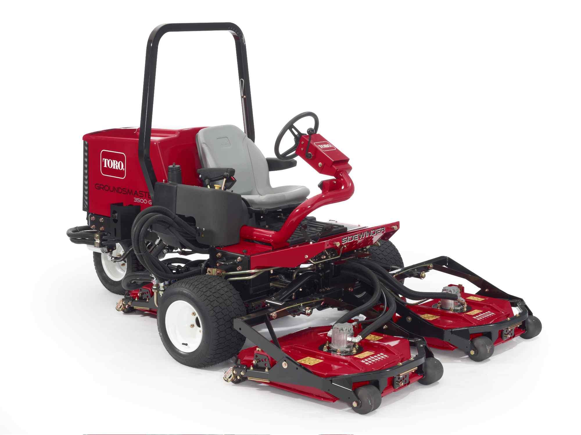 Toro Groundsmaster® 3500-D